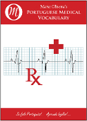 Portuguese Medical Vocabulary - Volume 1 on CD