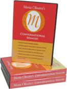 Conversational Spanish Volume 1 CDs