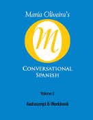 Conversational Spanish Volume 2 Workbook